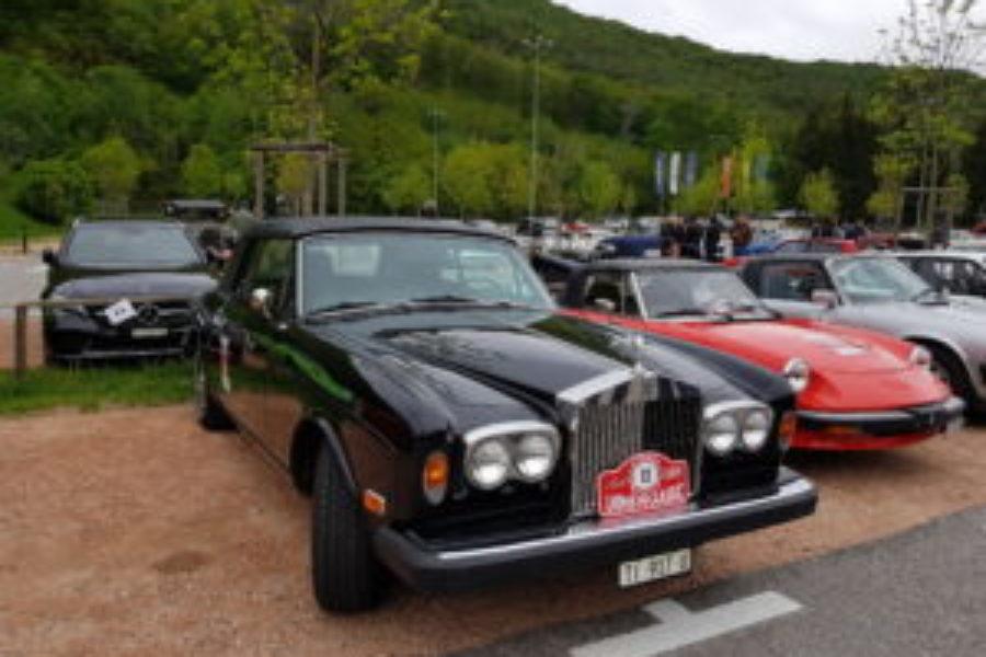 Giro in macchina d'epoca – Lions in classic