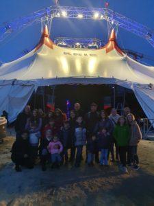 Visita al Circo Knie