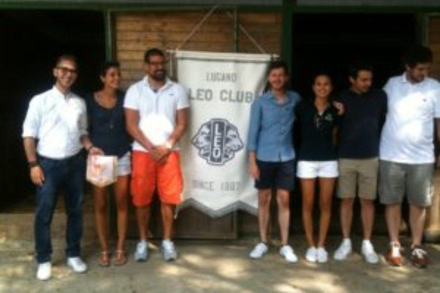 Visita della Scuderia San Lucio