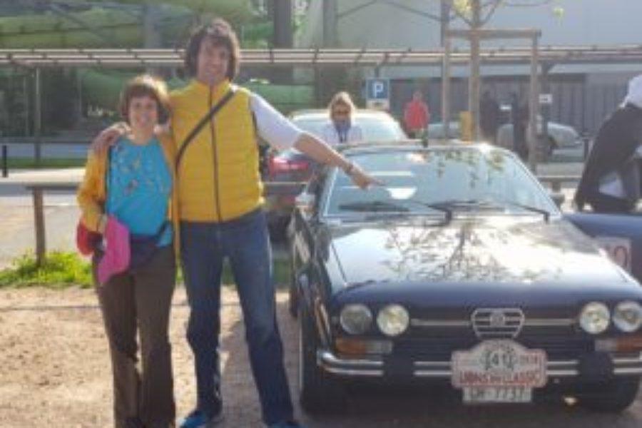 Raduno di auto d'epoca – Lions in Classic