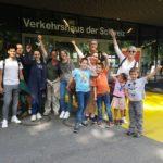 7 ore di museo e ci siamo divertiti! - Lucerna 20 giugno 2020
