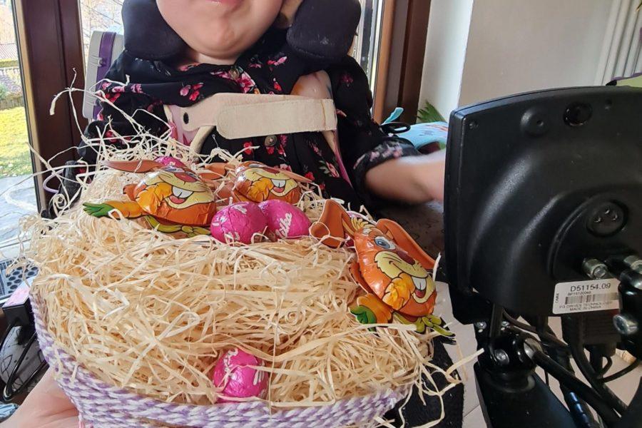 Atelier online per i lavoretti di Pasqua con Enza