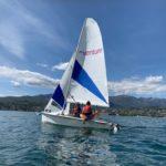 Giro in barca vela 2021